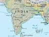 Inde, Carte générale