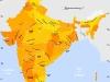 Inde, Carte des rivières