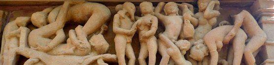 Khajuraho ou l'érotisme à fleur de temple