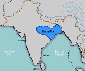 Empire des Haryankas au Magadha