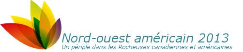 Rocheuses Canada-USA 2013